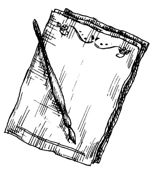 LOT Cox ScrapbooksWriting clip2