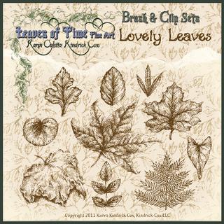 LOT-Brush&Clip-Set-2-Lovely-Leaves-Lav-Web
