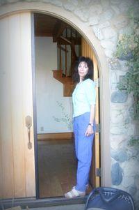 Door to Snow White's Cottage-2
