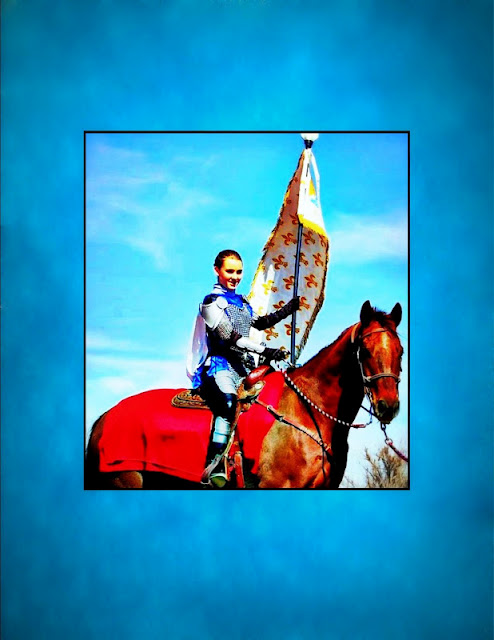 Joan of Arc Book cover final II